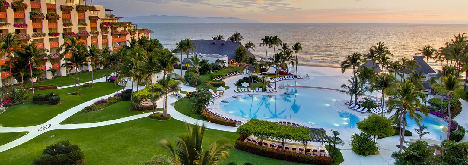 Mexico all-inclusive luxury resort