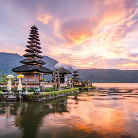 A FEAST FOR ALL THE SENSES IN BALI