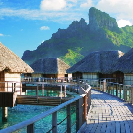 Take Off to Tahiti - Air Credit and More