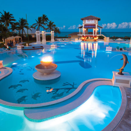 Save up to $1,000 per booking to Sandals® and Beaches® Resorts