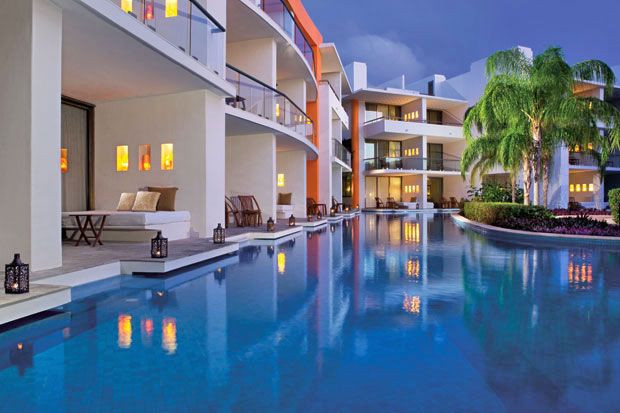 Free Double Room Upgrades in Mexico and Caribbean