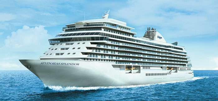 Regent Seven Seas Cruise Ship