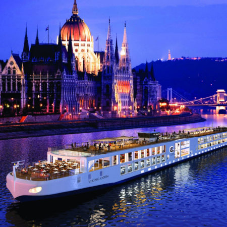 European Holiday Markets with Viking River Cruises