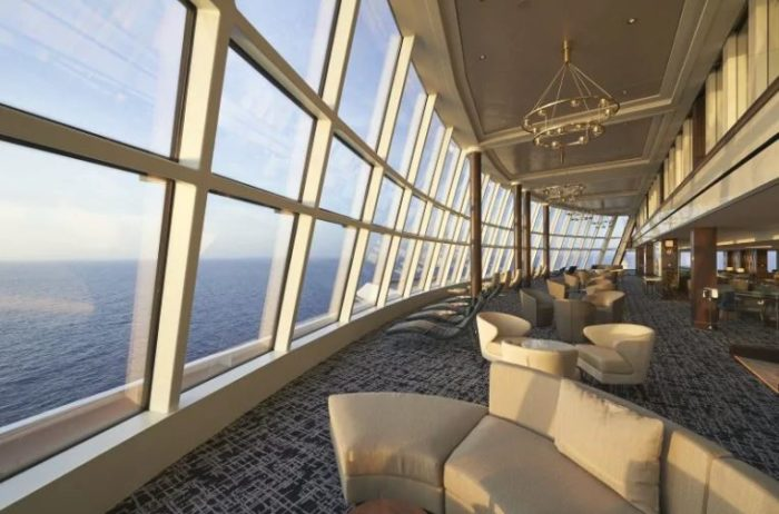 Norwegian Joy Concierge Lounge