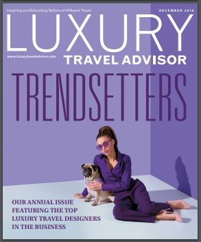 Luxury Travel Advisors Cover
