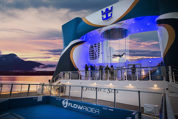 Royal Caribbean Cruises_OV_iFly